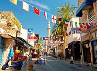 Historic centre Antalya, Turkey, Western Asia.