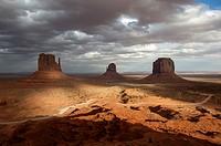 Monument Valley, Arizona/Utah, USA