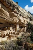 Cliff Palace, Mesa Verde National Park, Colorado, USA