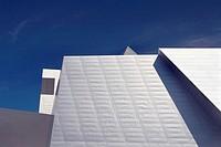 Denver Art Museum Exterior.