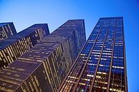 Radio City Music Hall at Rockefeller Center.