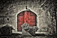 Res Door.