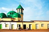 Mosque. Jimma in Oromia state, Ethiopia.