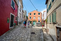 Romantic Rovinj is a town in Croatia situated on the north Adriatic Sea Located on the western coast of the Istrian peninsula, it is a popular tourist...