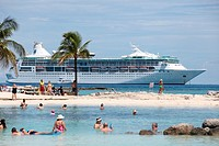 Royal Caribbean Cruise to Coco Key, Bahamas