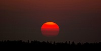 A Sunrise in South Florida.