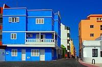 Village of El Medano, Tenerife, Canary Islands, Spain