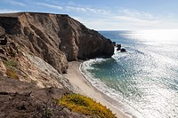 Cove beach along Point Reyes - Point Reyes National Seashore, Marin County, California, USA.