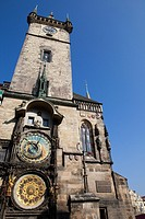 Old Town Hall. The most famous building on the Old Town Square is the fourteenth-century Old Town Hall with its Gothic tower, built in 1364, is one of...