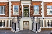 Historic Building, Heron Square, Richmond Upon Thames, London, England.