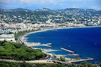 Cannes la Bocca, Alpes-Maritimes, Côte d´Azur, French Riviera, France