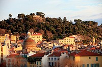 Old town, Nice, Alpes-Maritimes, Côte d´Azur, French Riviera, France