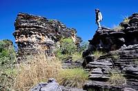 Australia, Northern Territory, Kakadu National Park listed as World Heritage by UNESCO, Bardedjilidji, Model Released.