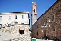 Montalcino, Tuscany, Italy, Europe.
