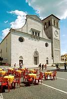 Italy, Friuli Venezia Giulia, Cividale, Cathedral. . . .