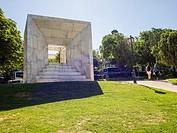 Monumento a la Constitución. Madrid. España