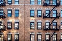 New York City, Manhattan, Windows