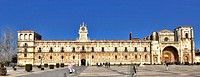 The city of Leon provided to pilgrims walking the Camino de Santiago a good hospital care. Of all the most famous centers is the Convent of San Marcos...