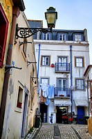Saint Jorge neighborhood, Lisbon, Portugal