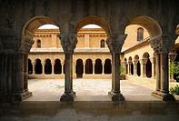 Romanesque church of San Pedro el Viejo.Huesca.Aragón.Spain