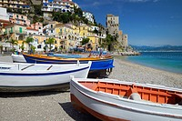 Cetara, Amalfi coast, Campania, Italy