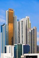 Panama City, Republic of Panama, Central America.