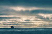 Eldey Island, Reykjanesta, Reykjanes Peninsula, Iceland.