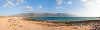 Spain, Canary Islands, La Graciosa, Playa Francesa.
