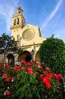 Church of San Lorenzo, Cordoba.
