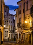Evora in the Alentejo. The old town is part of the UNESCO World Heritage. Europe, Southern Europe, Portugal, March.