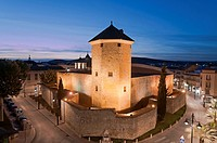 The Moral Castle - 11th century, Lucena, Cordoba province, Region of Andalusia, Spain, Europe.