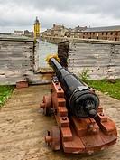 Fortress Louisbourg Nova Scotia Canada.