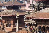 Durbar square, Patan, Nepal.