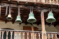 Bells, Preobrazhenski, Transfiguration, Monastery, Veliko Tarnovo, Bulgaria.