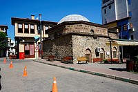 Koca Ahmet Mosque (The Wife of Ahmet). Early Ottoman style. Bursa. Turkey