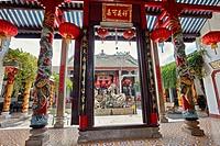 Cantonese (Quang Trieu) Assembly Hall. Hoi An Ancient Town, Quang Nam Province, Vietnam.