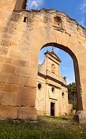 Gracia Virgin Convent. Teruel Province.