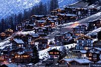 Matterhorn, Zermatt, Valais, Switzerland, Europe.