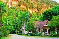 Phupha Resort, La-Nga, Satun, Thailand.