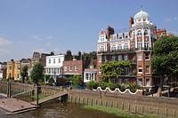 Riverside Hammersmith London.