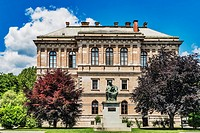 The Croatian Academy of Sciences and Arts is the highest scientific institution in Croatia based in the capital city of Zagreb. The building was built...
