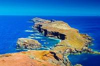 Punta de San Lorenzo. Madeira, Portugal, Europe.