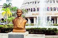 Palawan Provincial Capital building, Rizal Avenue, Puerto Princesa, Palawan, Philippines.