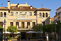 Hotel Consistorial, Fuengirola. Malaga province Costa del Sol. Andalusia southern, Spain Europe.