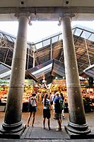 Sant Josep (aka La Boqueria) market, Barcelona. Catalonia, Spain