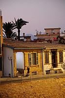 Traditional house in Nicosia, Cyprus