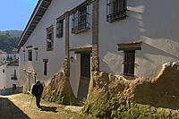 Urban view, Valdelarco, Huelva province, Region de Andalusia, Spain, Europe.
