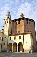 Church of Beata Vergine Incoronata, Sabbioneta, Lombardy, Italy