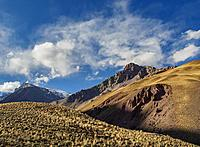 Horcones Valley, Aconcagua Provincial Park, Central Andes, Mendoza Province, Argentina.
