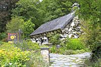 Ty Hyll, the Ugly House, Betws-y-Coed, Snowdonia National Park, Conwy, North Wales, UK.